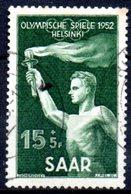 Sarre: Yvert N° 301° - 1947-56 Occupation Alliée