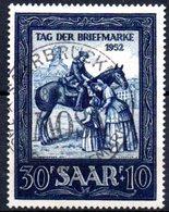 Sarre: Yvert N° 303° - 1947-56 Occupation Alliée
