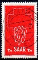 Sarre: Yvert N° 305° - 1947-56 Occupation Alliée