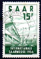 Sarre: Yvert N° 327° - 1947-56 Occupation Alliée