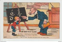 C.P.A  HUMOUR  --  UN BON PETIT ELEVE - Humor