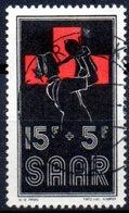 Sarre: Yvert N° 343° - 1947-56 Occupation Alliée