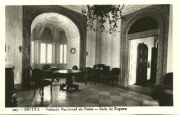 Portugal - Sintra - Palacio Nacional Da Pena - Sala De Espera - Loty Passaporte - Lisboa