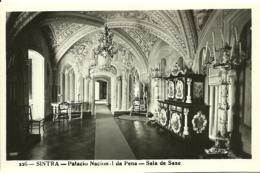 Portugal - Sintra - Palacio Nacional Da Pena - Sala De Saxe - Loty Passaporte - Lisboa