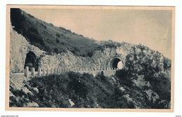 VICENZA:  PRO  CIMITERO  MONUMENTALE  DEL  GRAPPA  -  LA  STRADA  CADORNA  -  GALLERIA  DEI  NOSELERI  -  FP - Guerra 1914-18