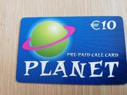 IRELAND /IERLANDE    Prepaid  SWIFTCALL    € 10,00        ** 1143** - Irlande