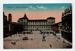 - CPA TORINO (Italie) - Palazzo Reale - - Palazzo Reale