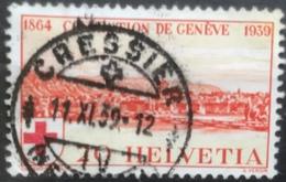 Helvetia - 1939 - (o) - Used - Rode Kruis 75 Jaar - Switzerland