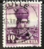 Helvetia - 1939 - (o) - Used - Klederdracht - Switzerland