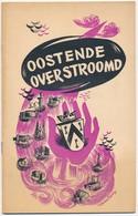 Oostende / 1953 / Oostende Overstroomd / Pp. 16 - Geschiedenis
