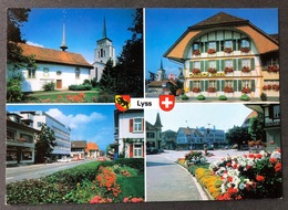 Lyss BE Mehrbild Dorfansichten - BE Berne