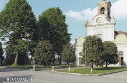 (A388) - BORNASCO (Pavia) - Piazzetta Della Chiesa - Pavia