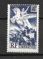 1945- France  / Libération / YT 669 / MNH** - Nuovi