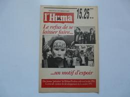L'HUMA 15.25 N° 24 - Livres, BD, Revues