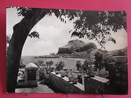 Italie - Cefalù - Panorama Dal Club Mediterraneo - 1953 - Recto Verso - Altre Città