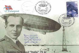 Italia Nobile 75th Anniversary 2003 - Arctische Expedities