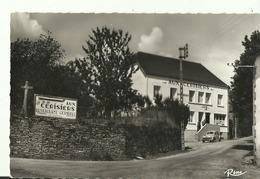 LA FORET FOUESNANT       HOTEL DES CERISIERS  VOITURE 203 - La Forêt-Fouesnant