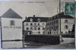 CPA WISSANT- L'HOTEL DES BAINS - Wissant