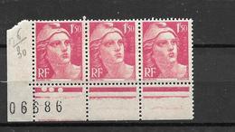 1945- France  / M. De Gandon / YT 712 / MNH** - 1945-54 Marianne De Gandon