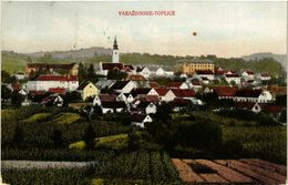 CPA AK Varazdinske-Toplice CROATIA (598512) - Croatia