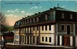 CPA AK Varazdinske-Toplice CROATIA (598520) - Croatia