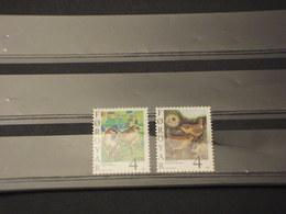FOROYAR - 1999 UCCELLI 2 VALORI - NUOVI(++) - Isole Faroer