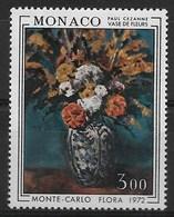 MONACO 1968 FLOWERS  MNH - Altri