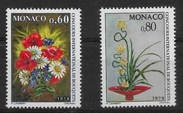 MONACO 1975 FLOWERS  MNH - Altri