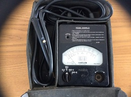 Ohmmètre METRIX MX 405 F Dans Sa Sacoche Cuir - Autres