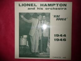 LP N°3243 - LIONEL HAMPTON - CARACOL 440 - DISQUE EPAIS - Jazz