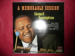 LP N°3244 - LIONEL HAMPTON - CLD 752 - DISQUE EPAIS - Jazz