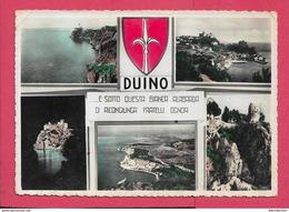 Duino (TS) - Viaggiata - Italië