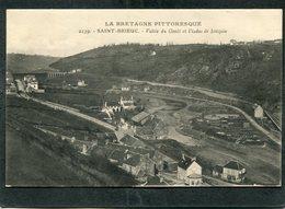 CPA - SAINT BRIEUC - Vallée Du Gouët Et Viaduc De Souzain - Saint-Brieuc