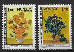 MONACO 1978 FLOWERS  MNH - Altri
