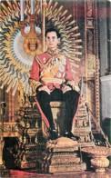 Thailande - Siam - Le Roi Bhumibol De Thaïlande - Thailand