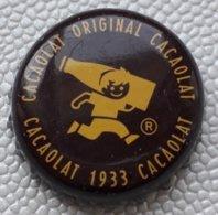 (LUXPT) - ES-P 2 - Capsule Bouteille Soda Cacalat Original1933 - Espagne - Soda