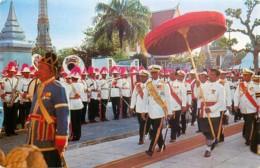 Thailande - Siam - Le Roi De Thailande - Thailand