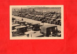 G0204 - Foire Internationale De LYON - D69 - Garage Des Automobiles - Lyon