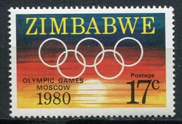 Simbabwe Zimbabwe Mi# 246  Postfrisch/MNH - Olympic Games Moscow 1980 - Zimbabwe (1980-...)