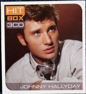 Johnny Hallyday - Coffret 3 CD - 45 Titres . - Rock