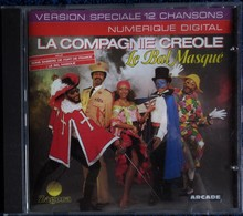 La Compagnie Créole - Le Bal Masqué - 12 Titres . - Disco & Pop