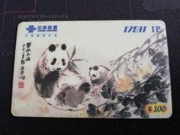 CHINA SHANGHAI PANDA     CARD Used **1156** - China