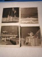 24 Négatifs Photos Du PAQUEBOT FRANCE  En 1962 Au Départ Du HAVRE - Portuario