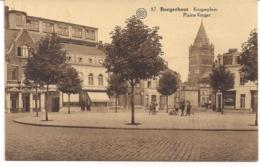 """BORGERHOUT-ANTWERPEN """" KRUGERPLEIN-PLAINE KRUGER"""" - Antwerpen"""