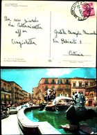 14778 A)cartolina Caltanissetta-fontana Tripisciano Ed.P.Q. - Caltanissetta