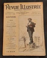 Rivista Revue Illustrée - Poilpot - N. 161 - 15 Aout 1892 - Livres, BD, Revues
