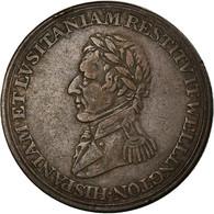 United Kingdom , Jeton, Great-Britain, Wellington's Victory At Salamanca, 1812 - Royaume-Uni