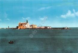 Cartolina Brindisi Forte A Mare Castello Alfonsino - Brindisi