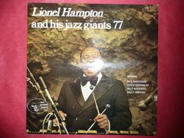 LP N°3260 - LIONEL HAMPTON - 33107 - DISQUE EPAIS - TOP POUR DEMARRER LIONEL HAMPTON + CAT ANDERSON ... JOLI PLATEAU - Jazz