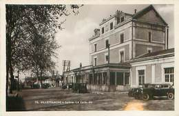 Villefranche Sur Saone - La Gare      Q 1370 - Villefranche-sur-Saone